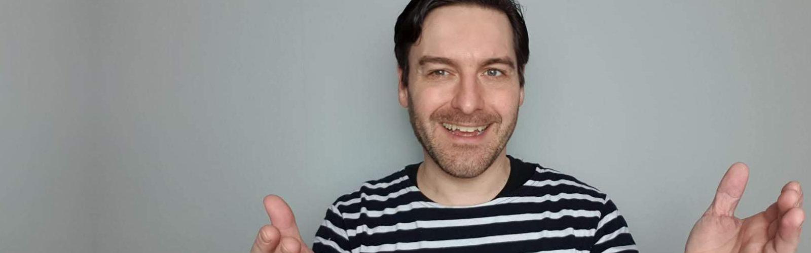 kreativbegeistert Stephan Valats - Experte für Kreativität, Innovation und Ideenfindung